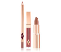 The Sophisticate Lip Kit - The Sophisticate Lip Kit