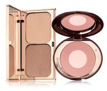 Bronzed, Blushing Beauty Kit - Face Kit