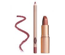 Luscious Lip Slick - Very Victoria - Lipstick & Lip Liner