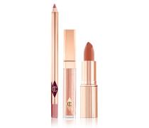 The Golden Goddess Lip Kit - The Golden Goddess Lip Kit