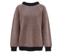 Pullover mit Patentmuster