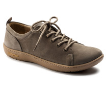 Islay Nubuck Leather Taupe
