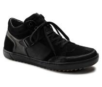 Ranga Suede Leather Schwarz