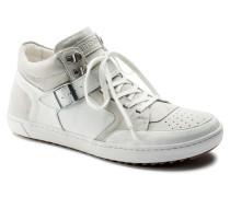 Ranga Suede Leather Weiß