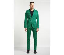 Anzug F-TRIEST Herren grün