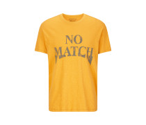 T-Shirt LIAS_NO Herren gelb