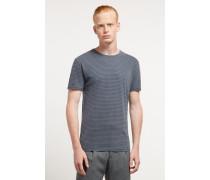 T-Shirt NERO Herren blau