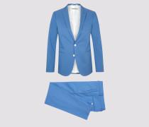 Anzug L-IRVING Herren blau