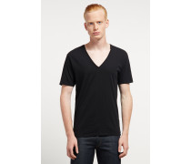 T-Shirt QUENTIN Herren schwarz