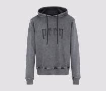 Sweatshirt BARIS_PREY Herren grau