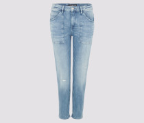 Jeans CUSHY Damen blau