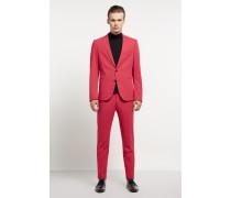 Anzug P-IRVING Herren rot