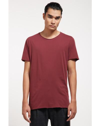 T-Shirt KENDRICK Herren dunkelrot