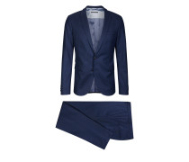 Anzug T-LEWIS Herren blau