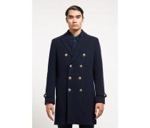 Mantel TORDEN Herren blau