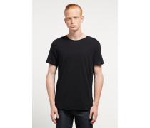 T-Shirt KENDRICK Herren schwarz