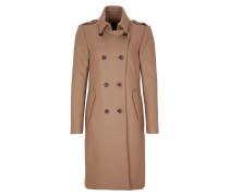 Mantel BUCKEY Damen braun