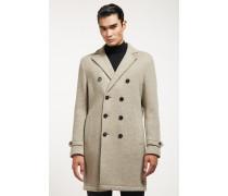 Mantel TORDEN Herren braun