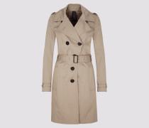Mantel DAGENHAM Damen braun