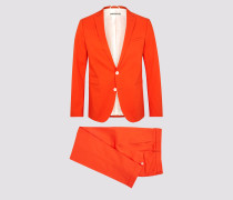 Anzug L-IRVING Herren orange