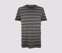T-Shirt NERO Herren grau
