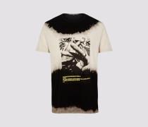 T-Shirt NERO_H2 Herren grau