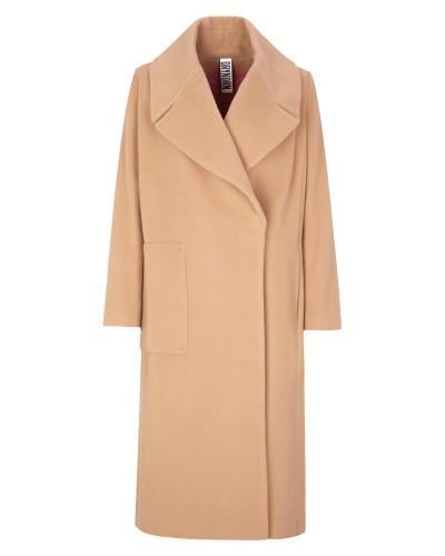 Mantel CLUNY Damen braun