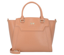 La Portena Handtasche brown sugar