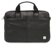 Brompton Classic Laptoptasche Leder 37 cm