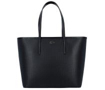 Chantaco shopper Tasche Leder 40 cm black