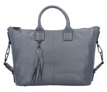 Jersey 4 Handtasche Leder 38 cm slate