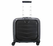 Lite-Biz Spinner 4-Rollen Businesstrolley 44 cm Laptopfach