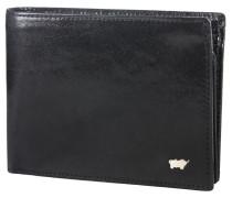 Basic Geldbörse X Leder 12,5 cm