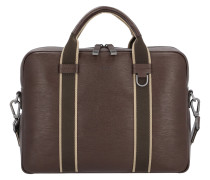Timeless Aktentasche Leder 39 cm Laptopfach