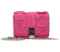Carrie Mini Bag Umhängetasche Leder 15,5 cm