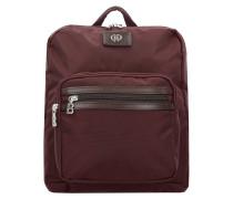 Elba Backpack 3 Rucksack 33 cm carmine