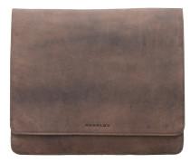 Antic Collection Messenger Leder 33 cm Laptopfach