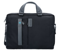 P16 Laptoptasche 38 cm Laptopfach black