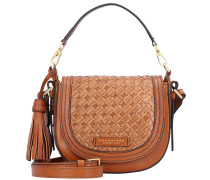 Salinger Mini Bag Umhängetasche Leder 20 cm