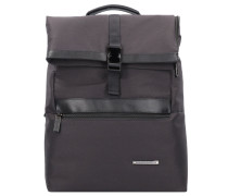 Asterism Businessrucksack 38 cm Laptopfach