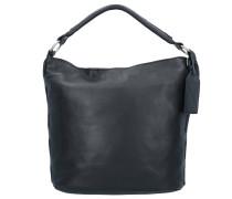 Cary Shopper Tasche Leder 30 cm black