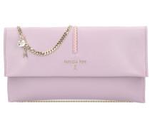 Clutch Tasche Leder 28 cm