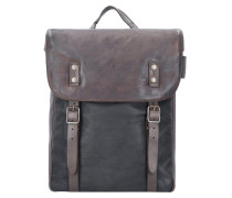 The ZZ Rucksack Leder 37 cm Laptopfach