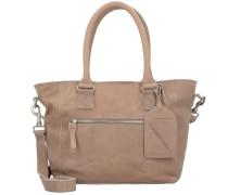Bag Barrow Schultertasche Leder 28 cm