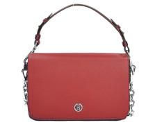Madison Alessia Handtasche Leder 22 cm cranberry