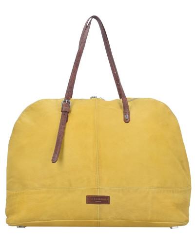 Liebeskind Damen Rundu Handtasche Leder 50 cm lime green Online Zum Verkauf Professionelle Günstig Online Neue Ankunft Online Rabatt Modische Mode-Stil Online-Verkauf X5EWaEuSI