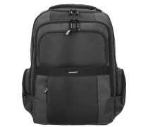 Infinipak Business Rucksack 47 cm Laptopfach black black