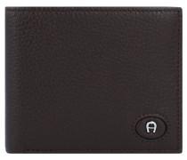 Basics Geldbörse Leder 11 cm