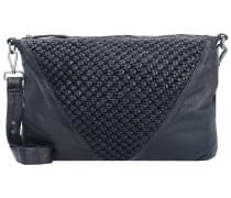 Arrow Luxury Umhängetasche Leder 38 cm black