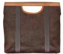 Life Handtasche 36 cm brown